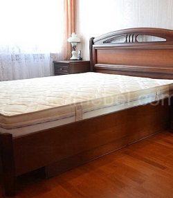 Кровать без изножья Василиса-1