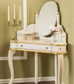 Столик туалетный угловой Василиса