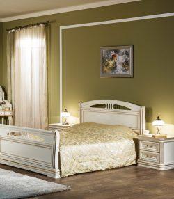 Кровать с изножьем Василиса-1