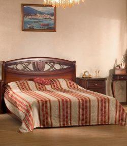 Кровать без изножья Василиса-2
