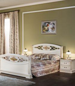 Кровать с изножьем Василиса-3