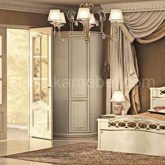 Спальня вклассическом стиле «Сильвия»