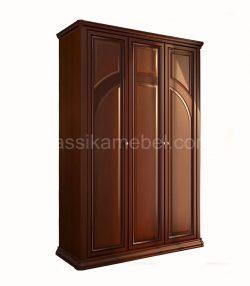 Шкаф 3-дверный Сильвия
