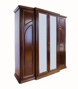 Шкаф 4-дверный Сильвия