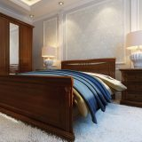 Кровать с изножьем Венеция