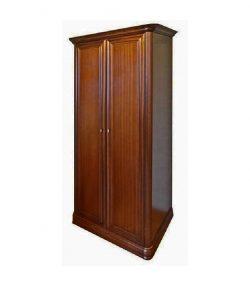 Шкаф для одежды 2-дверный Василиса