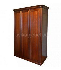 Шкаф для одежды 3-дверный Василиса