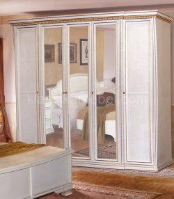 Шкаф 5-дверный Верона