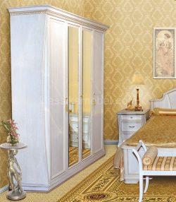 Шкаф 4-дверный Верона