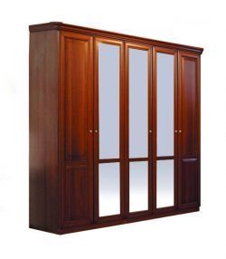 Шкаф 5-дверный Джулия