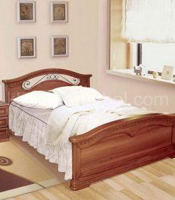 Кровать с изножьем Джулия