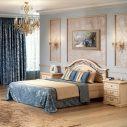 Кровать без изножья Джоконда