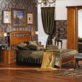 Кровать без изножья Луиджи